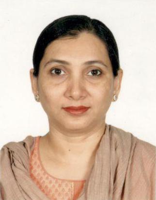 Ms. Farhana Begum
