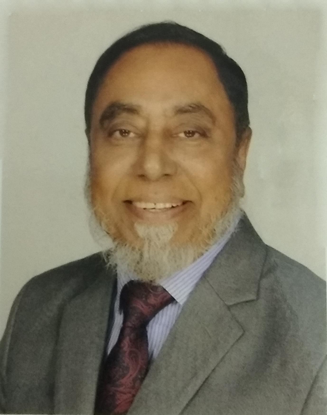 Dr. Md. Abdur Rahim Khan