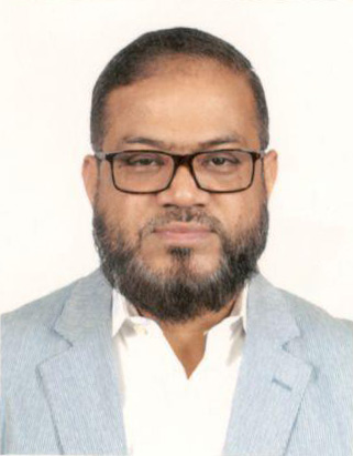 Mr. Aminul Islam Majid (Sadeque)